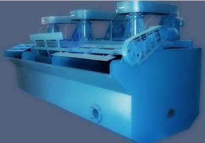 SF型自吸空气机械搅拌浮选机