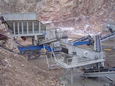 矿山机械发展将尽早实现自动化